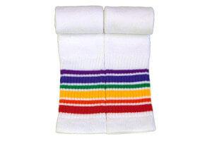 Calcetines bandera gay