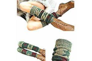 calcetines crochet